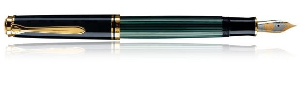 Pelikan Souverän M600 grün