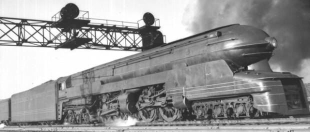T1 Dampflokomotive Raymond Loewy