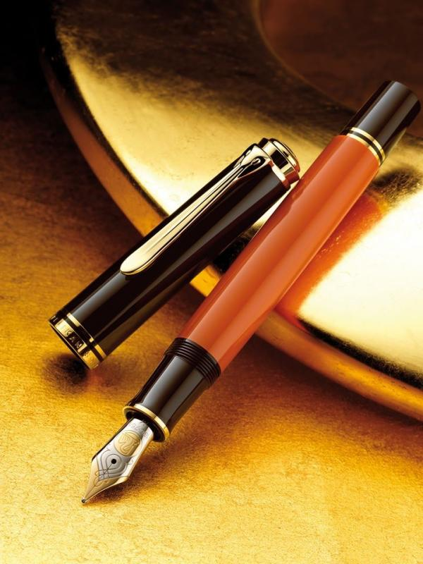 Pelikan Souverän M800 Burnt Orange